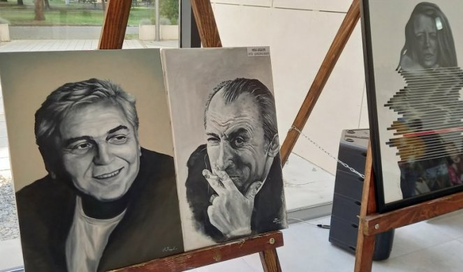 LEGENDS THAT STILL LIVE! Exhibition of portraits of the great