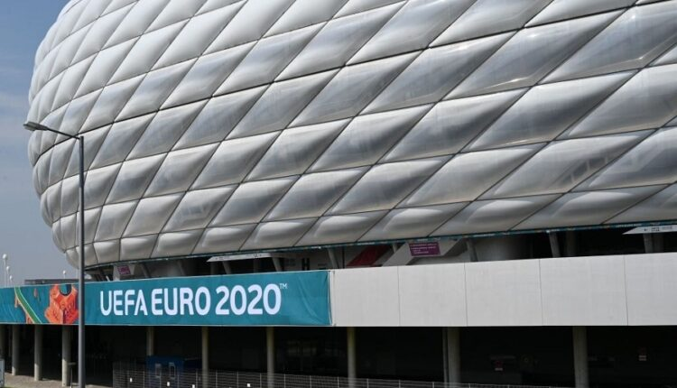 Here are all the stadiums of Euro 2020 and their