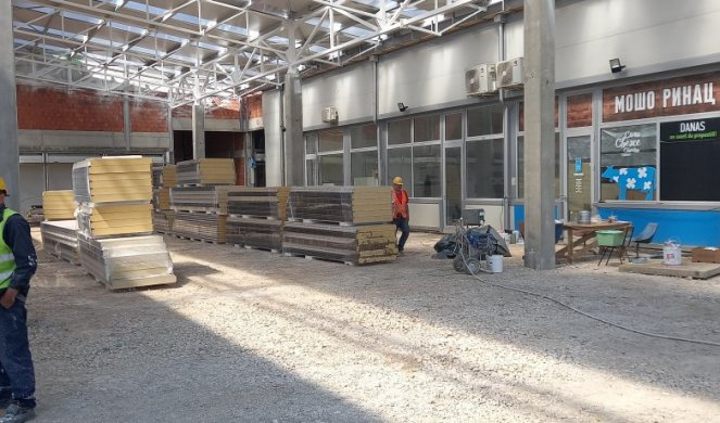 THE NEW MARKET WILL BE THE PRIDE OF KIKINDA! Completion
