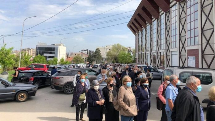 Nearly 100 thousand citizens receive the antiCOVID-19 vaccine, the mass
