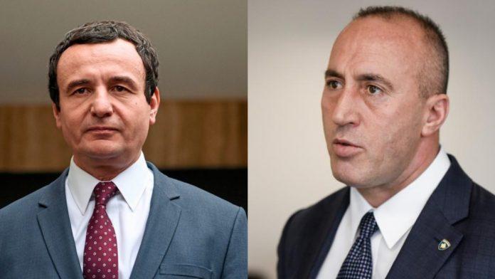 Haradinaj, Kurti: Ask only for mutual recognition