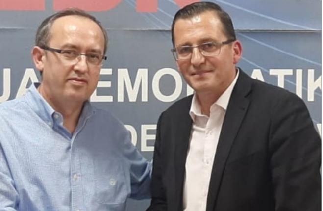 Burim Krasniqi LDK candidate for mayor of Rahovec