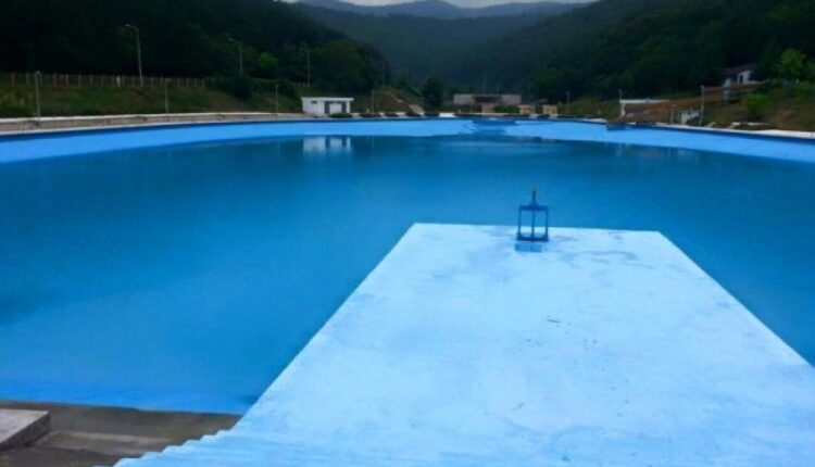 Gërmia pool opens its doors from tomorrow