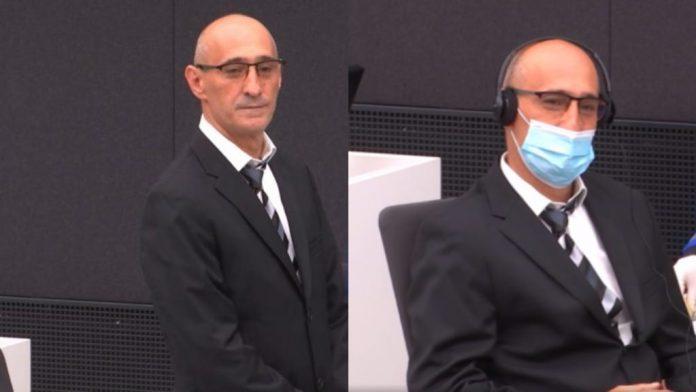 The trial of Salih Mustafa in The Hague begins on