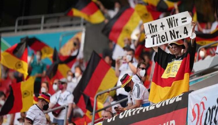 Germany reacts strongly, overturns the result against Portugal with two