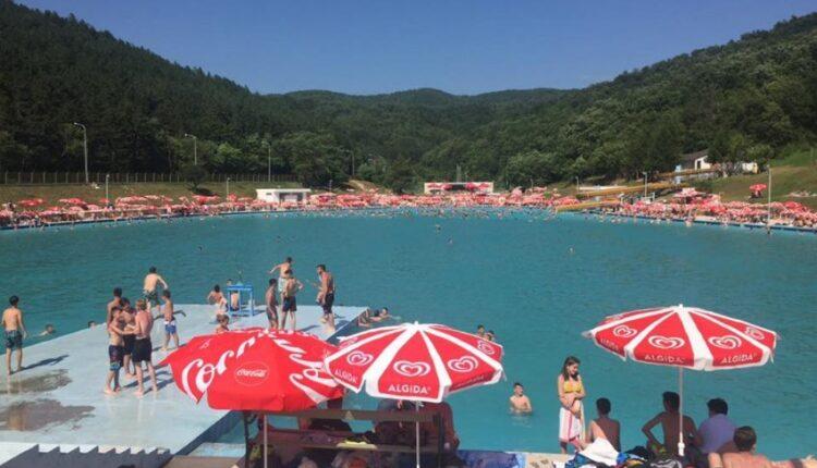 Llapashtica: Gërmia pool ready for visitors