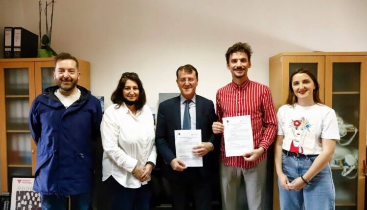 Municipality of Prishtina cooperation agreement with the Kosovo Philharmonic