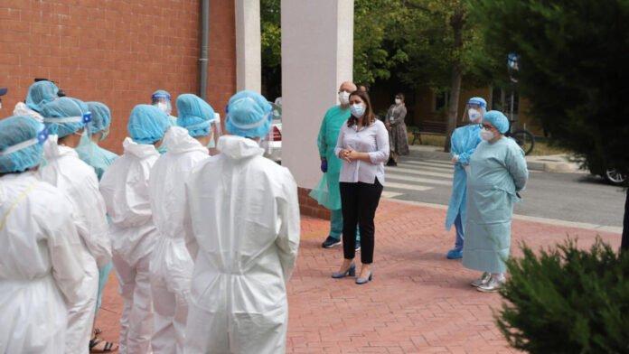 Prizren Hospital has no patients with COVID-19