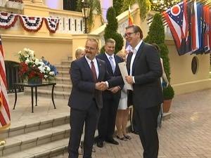 Serbia has no better friend than the United States, Vučić