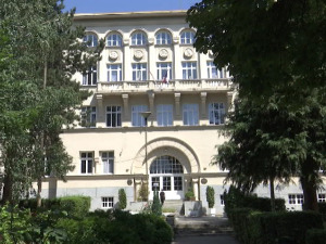 RTS :: Vranje high school from Pasha's residence until today
