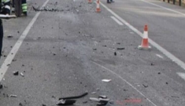 Motorcycle accident in Lushnje, the passenger is injured