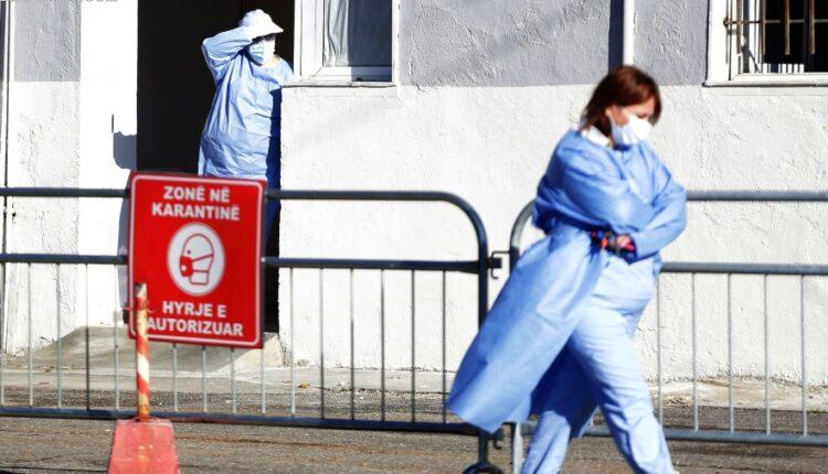 7 new cases of COVID-19 in Albania