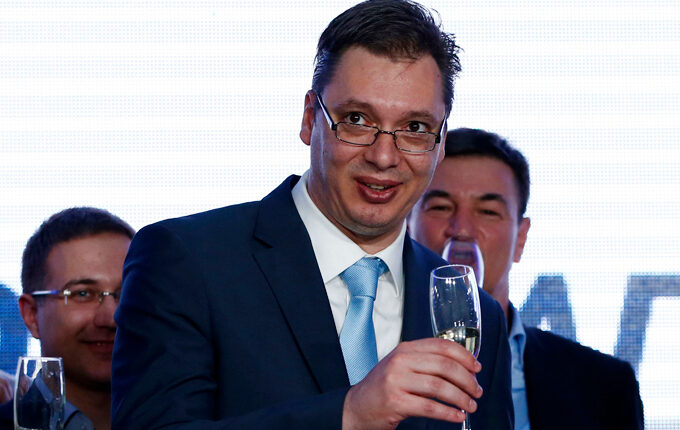 Serbia's centre-right claims victory in polls | Serbia News