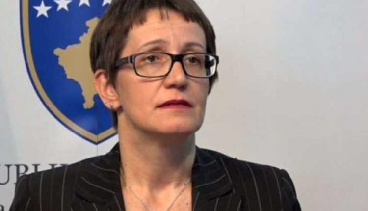 Dërguti: What is all this attack on Minister Gërvalla, her