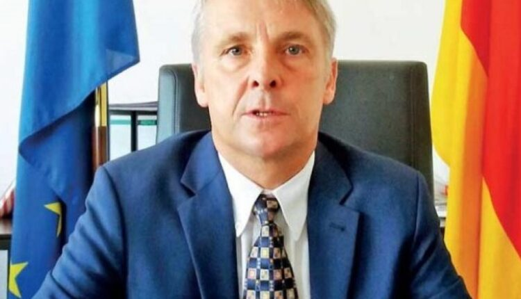The German ambassador to Kosovo reacts to the former EULEX