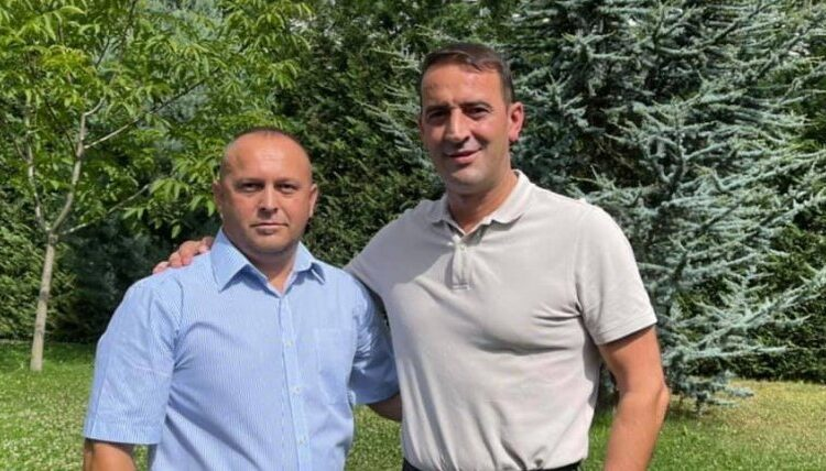 Here is who joins Daut Haradinaj for the race in
