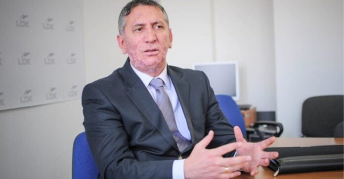 Anton Quni LDK candidate for mayor of Prizren