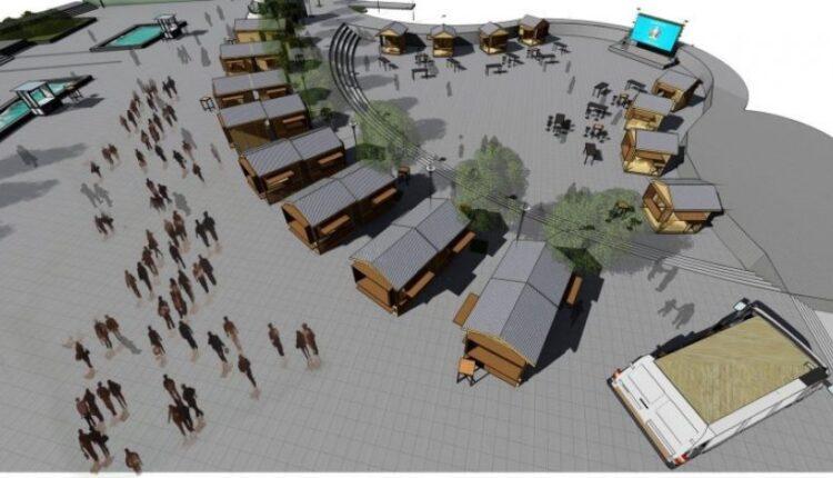 "Municipality of Prishtina opens the activity ""Ice in Summer"""