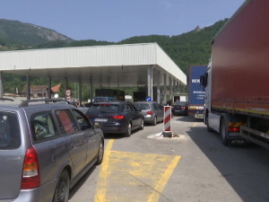Detentions at the Gostun crossing, on the border with Montenegro