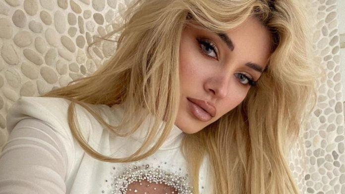 Era Istrefi in love with the son of one of