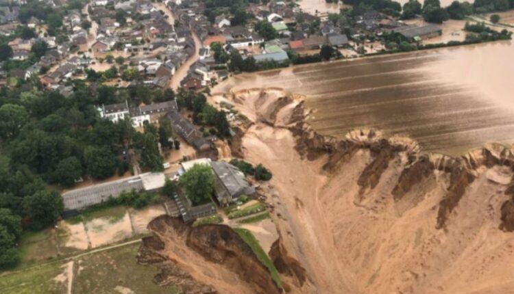 "Devastating floods, accusations in Germany: ""People were not warned"""
