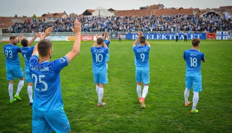 Drita-Feyenoord, official formations – KosovaPress