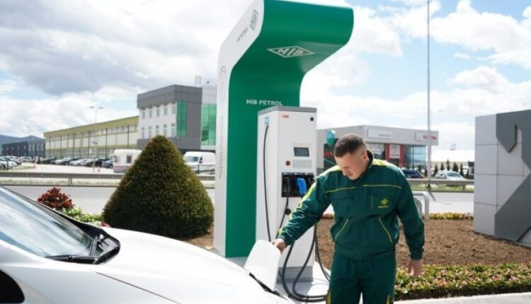 The Municipality of Prishtina installs electric chargers for free vehicles