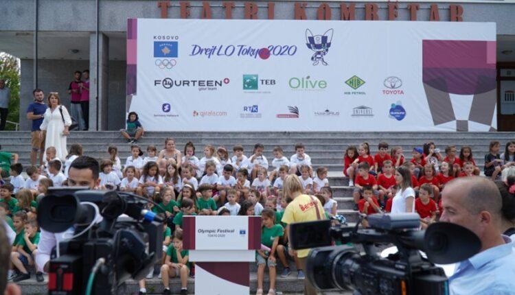 Tokyo 2020 Olympic Festival opens in Pristina