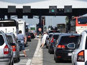 Increased traffic on highways, the busiest toll plazas Preljina, Stara