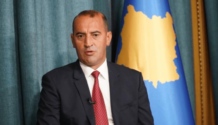 "The street of ""Muharrem Fejza"", says Daut Haradinaj – here"