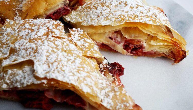 Sour cherry tart revives memories of Serbia – Lifestyle –