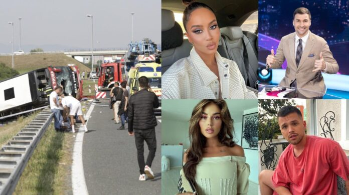 Albanian artists express condolences to the victims of the accident