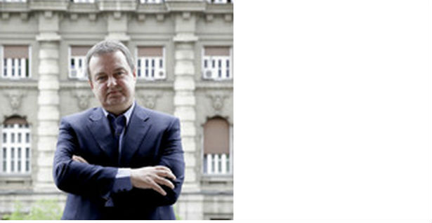 Dacic with the ambassador of Iran on cooperation between the