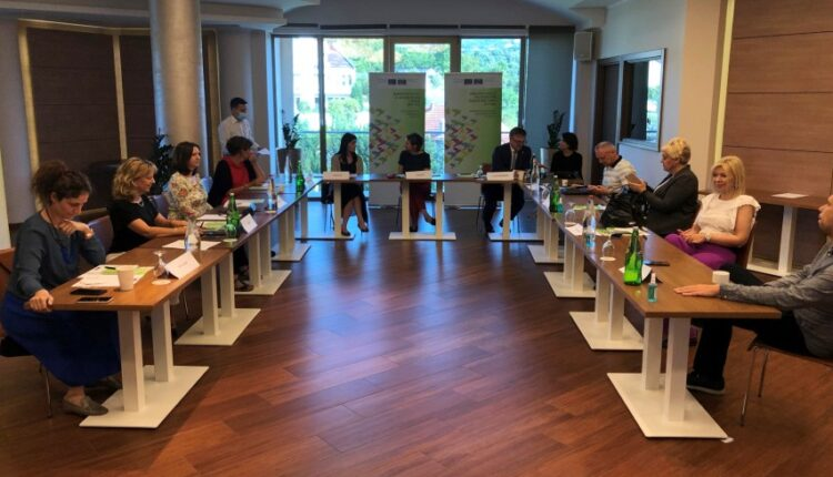 Workshop on the judiciary and the media in Serbia