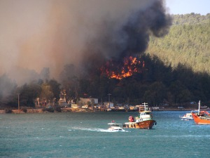 Fires are raging in Antalya – three people were killed,