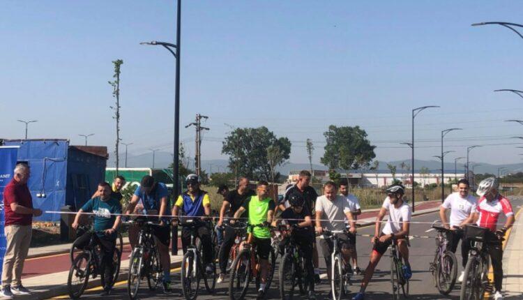 """""""Lip de Lipjan"""" cycling race is held in Lipjan"""