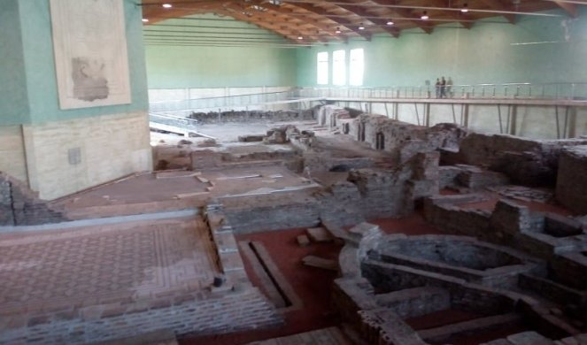 RECONSTRUCTION OF THE IMPERIAL PALACE OF SIRMIUM GETS A NEW