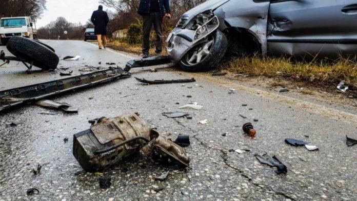 Accident in Podujeva, several people injured