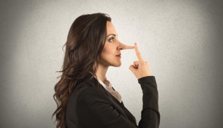 What should employers do with employees who lie on LinkedIn?