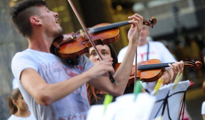 LET'S START LOVE FROM THE BEGINNING! Street Music Festival returns