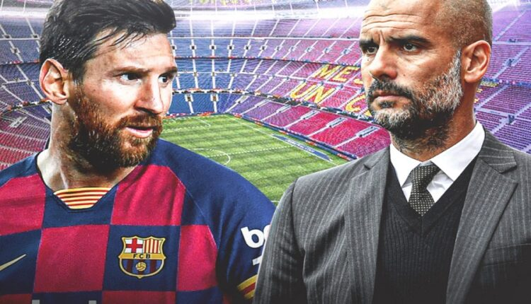 Pep Guardiola confirms that he will not sign with Messi