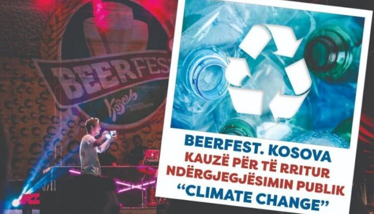 The jubilee year of the Beer Festival in Prishtina comes