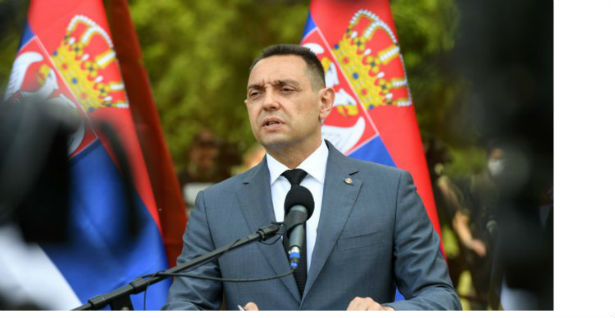 Minister Vulin: The order of the President of the Republic