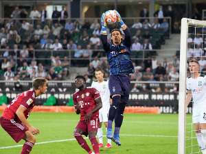 Sommer enchanted the goal, the referees prevented the defeat of