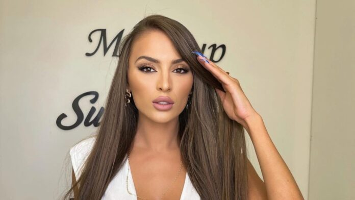 Disappointed, Ana Lleshi is separated from her boyfriend – the