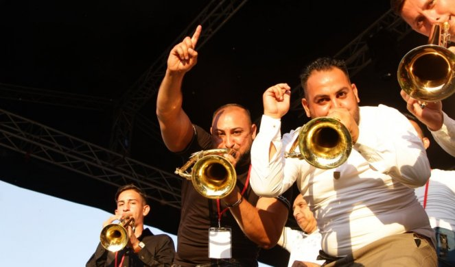 Winner of the first trumpet exclusively for Informer: In my