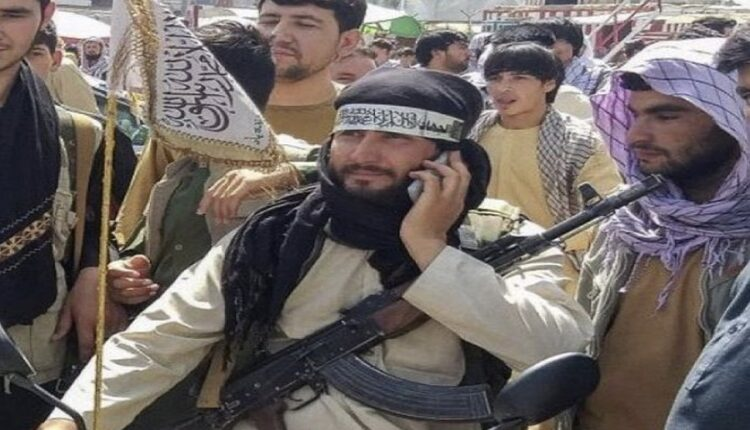 The Taliban fired on people, killing and wounding several