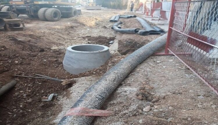 KEDS clarifies the delays in the construction of the road