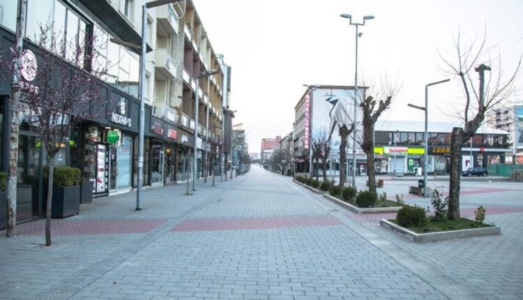 They sent the dead girl to the hospital in Ferizaj,