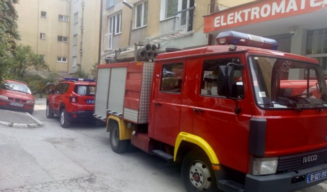 ALARM IN UZICE! Anxious tenants took to the streets in